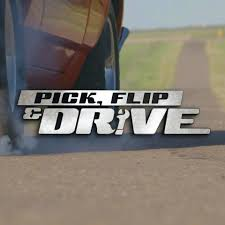 Facebook's: Pick Flip and Drive   Camera Operator for Facebook's new TV show Pick Flip and Drive.