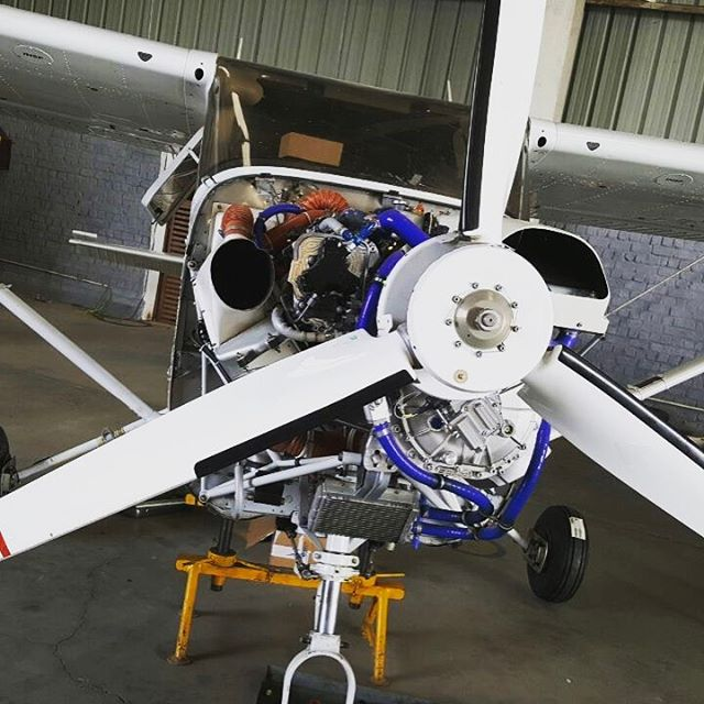We all need a little tune up from time to time. Learn to fly with us and rest assured we have one of the most modern fleets in New Zealand! #avgeek #flighttraining #nzaviation #newzealand #cessna172 #jeta1