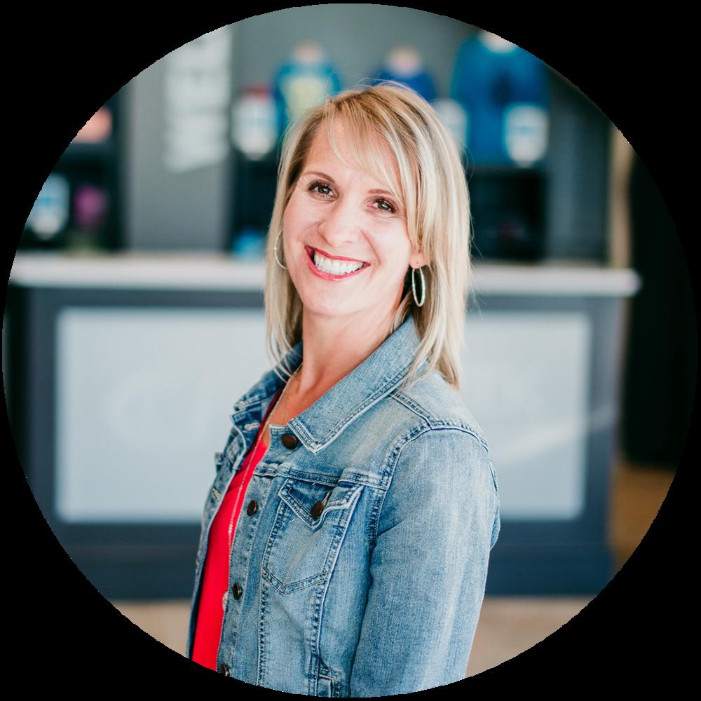 Sarah Glover // Executive Worship Pastor