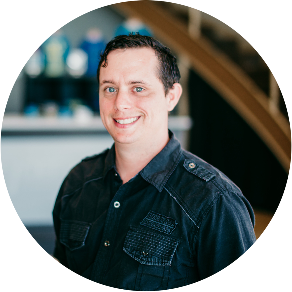 Shane Hotchkin // Assistant Student Ministries Pastor