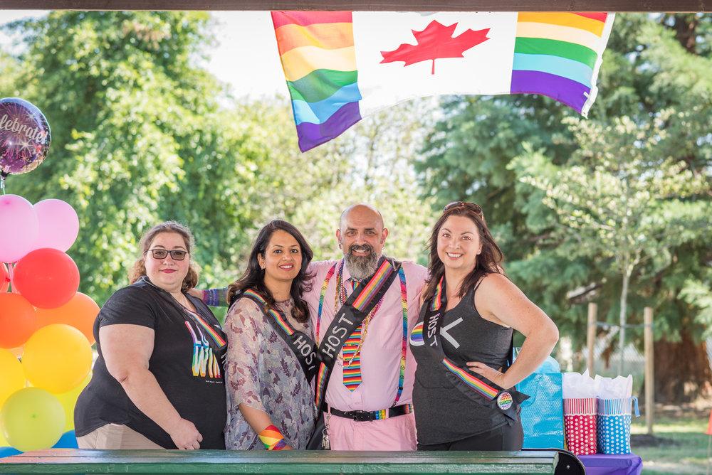 delta pride event