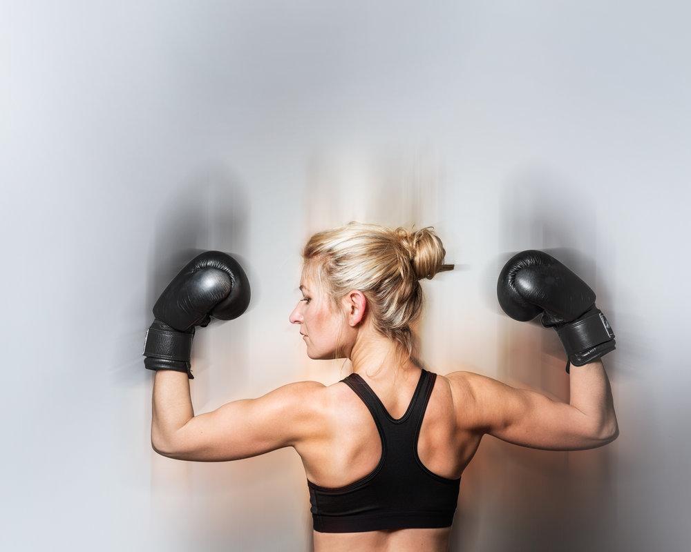 Pam Kickboxing
