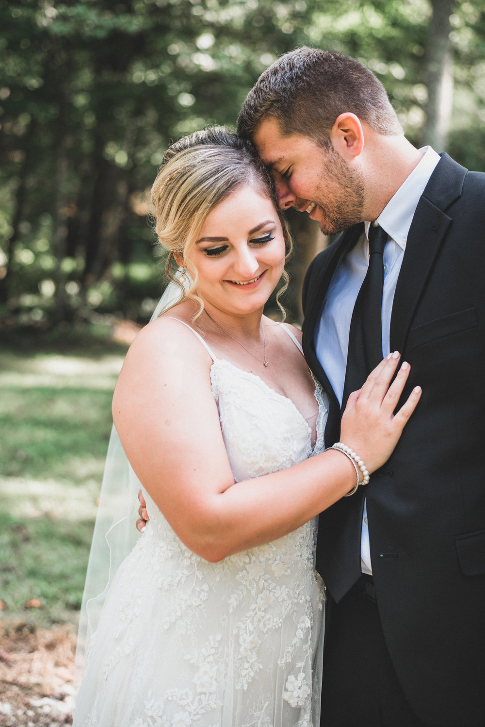 Chelsea & Adam - Sarah is phenomenal! She did our engagement photos, my bridal portraits, and our wedding! She takes amazing photos and is super sweet and professional. We will be using her for any professional photos we need in the future.