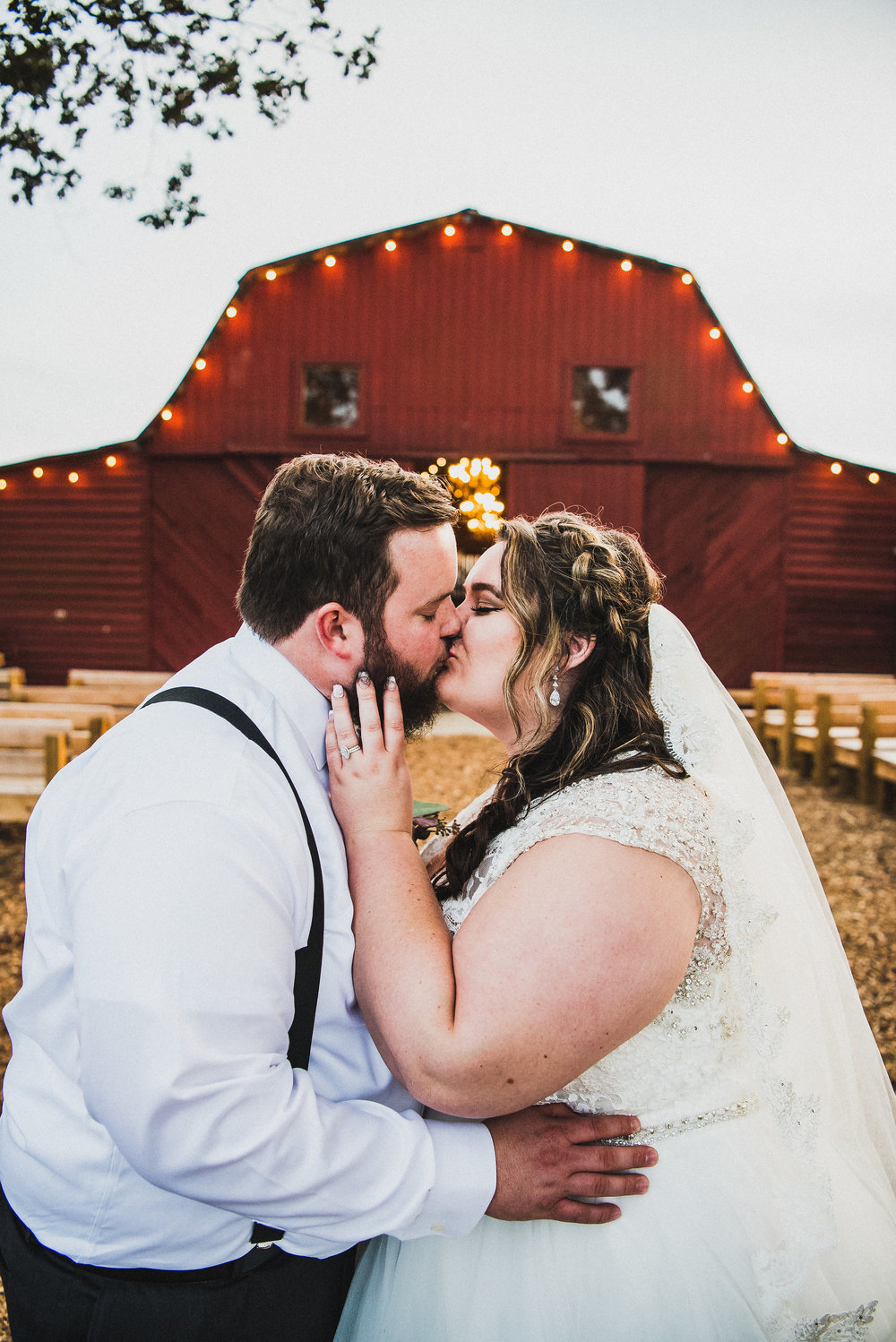 Sara + Chris - Sarah was absolutely amazing! From the engagement session to the wedding, she went above and beyond our expectations on everything!!!