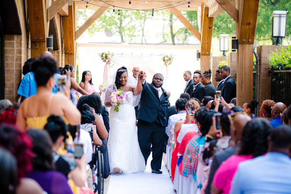 Leporche + Marquese - Sarah was amazing! What more can I say?? She photographed my wedding on 4.29.17. If there was anything that I needed she was right there to assist. She is very friendly and blended right in with our guest, and the pictures were AMAZING! I would choose her over and over again! Thank you Sarah, you are the best!
