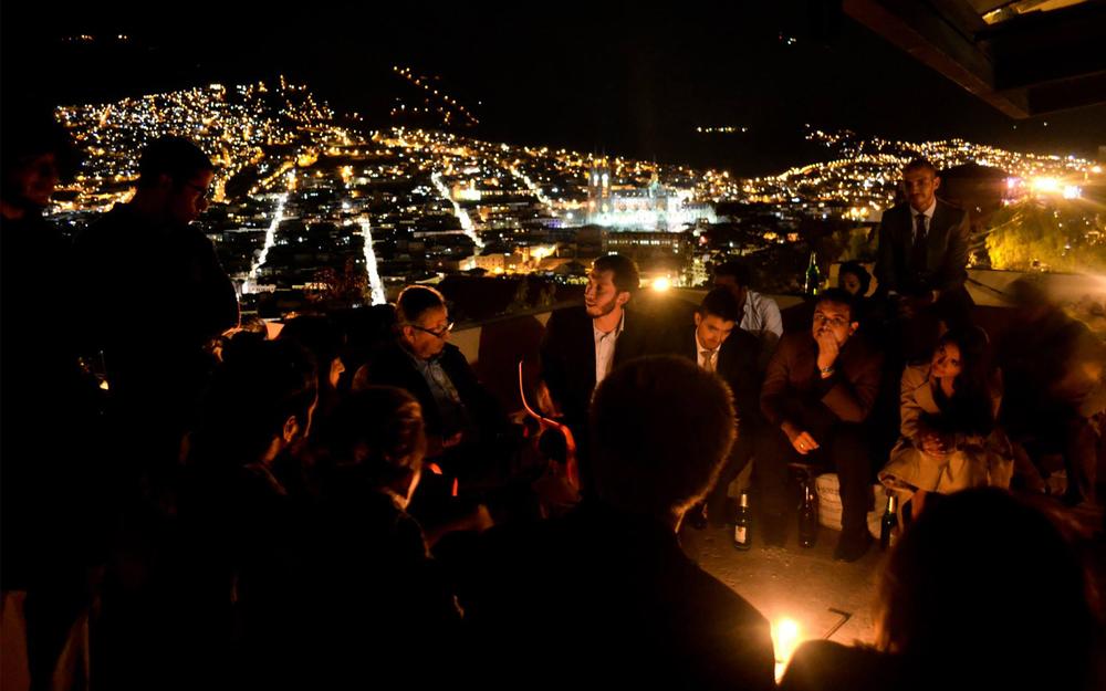 MARTES DE MIERDA - Quito, Ecuador / 2014...