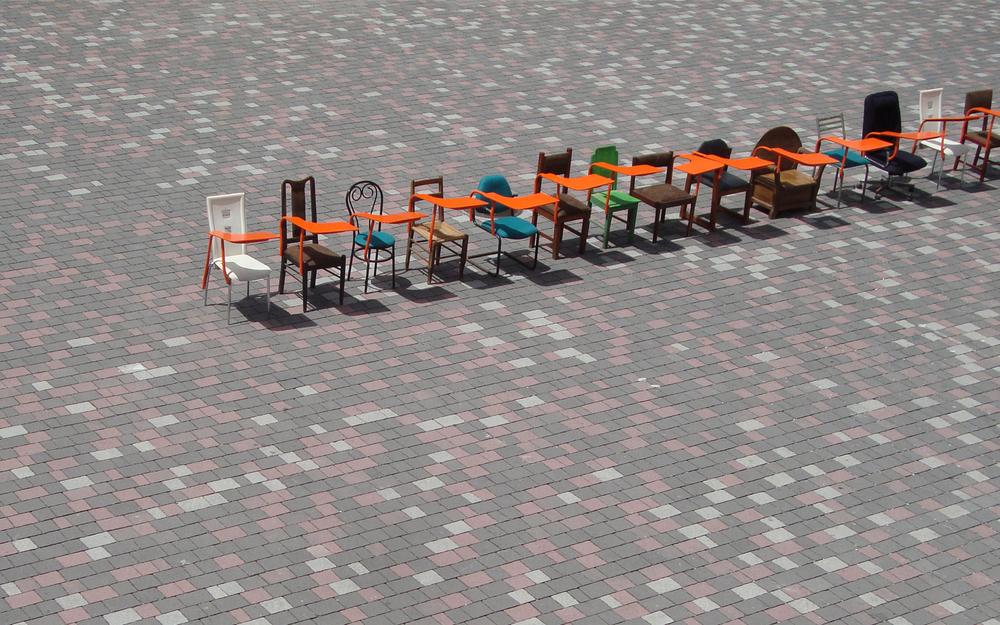 CARTAS DE MUJERES - Itinerante_Itinerant, Ecuador2012