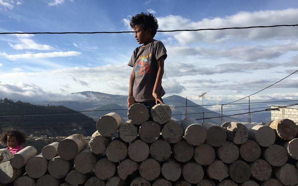 FABRICA CULTURAL ATUCUCHO - Quito,EcuadorEn desarrollo_On going