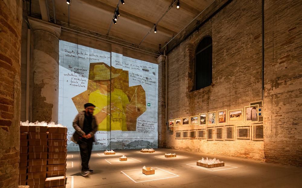 Recursos Oscuros_Dark Resources /La Biennale di Venezia / ©Lorena Darquea