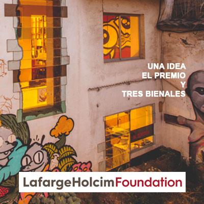 2016.09.29 Casa En Construcción Conferencia_Lecture Lafarge Holcim Foundation San Salvador, El Salvador