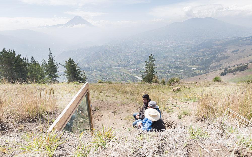 TALLER AL BORDE UTI 002 - Ambato, Ecuador2016