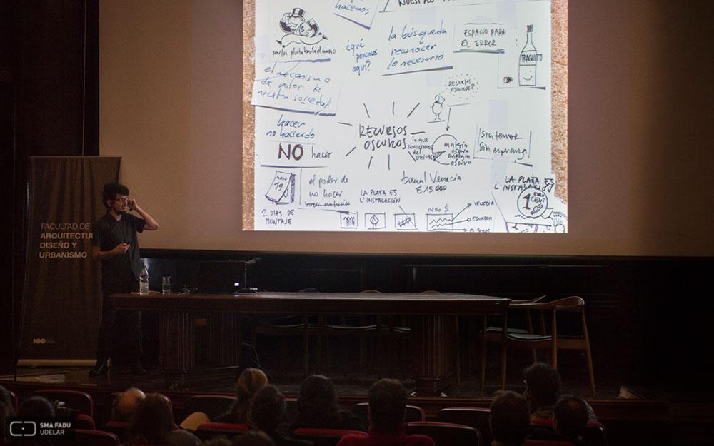 @María Noel Viana, SMA, FADU