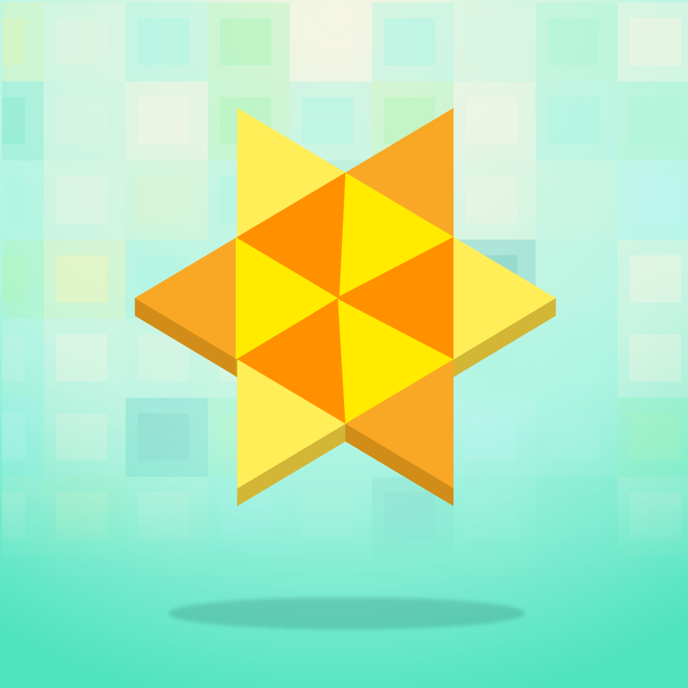 ZIG ZAG App Launcer Icon