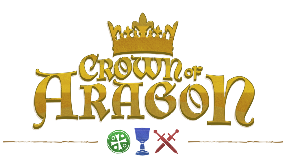 CROWN OF ARAGON Logo Design