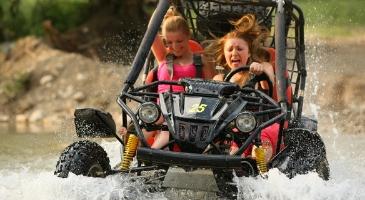 buggy &quad bike safari