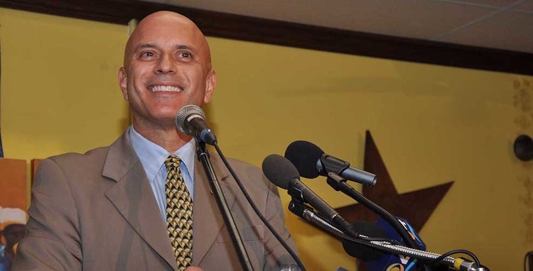Tim Canova is running against Debbie Wasserman Schultz again for a seat in congress.