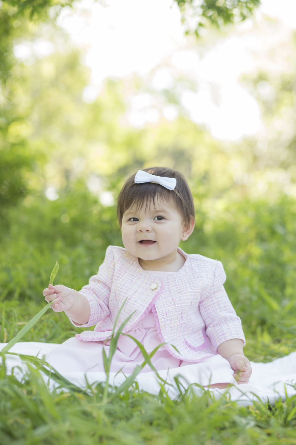 sweet baby girl spring pictures — pricing