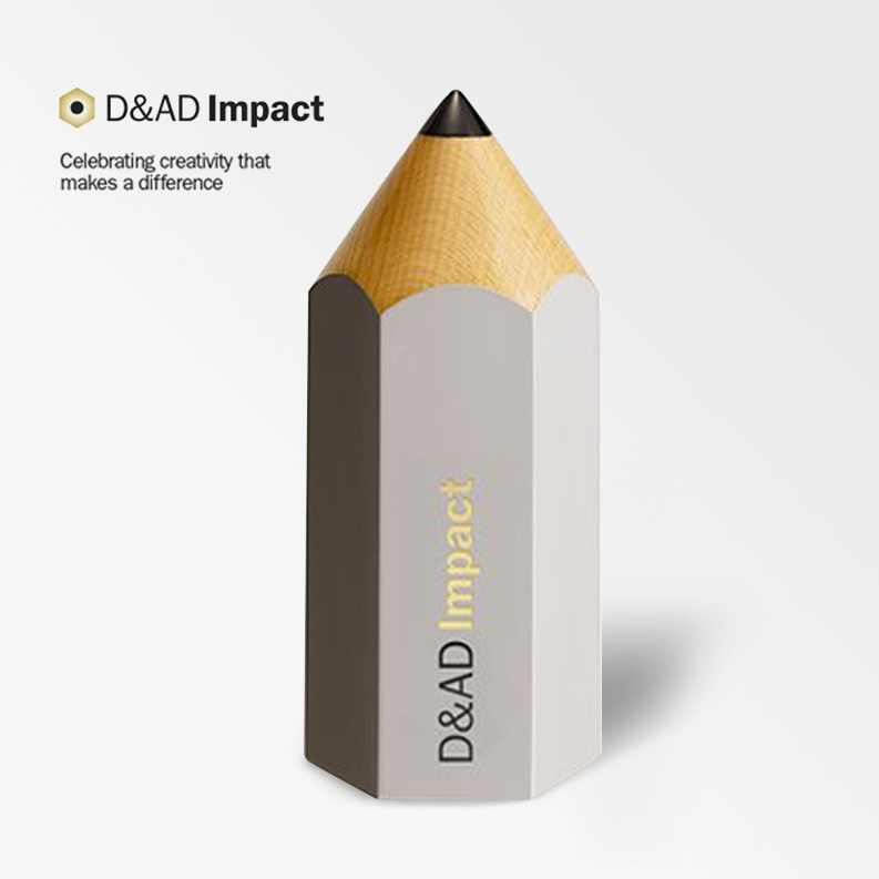 D&AD Impact Graphite Pencil