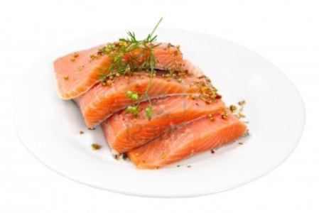 Salmon: Scott Keppel's Top 10 Healing Foods