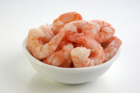 Shrimp: Scott Keppel's Top 10 Healing Foods