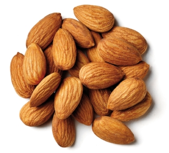 Almonds: Scott Keppel's Top 10 Healing Foods