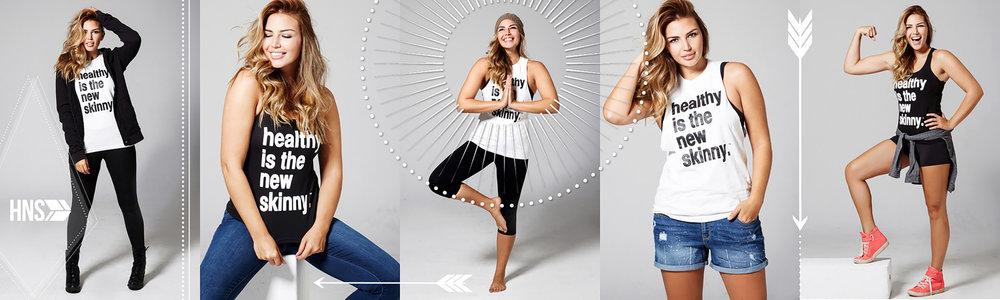 Katie Wilcox. Healthy New Skinny