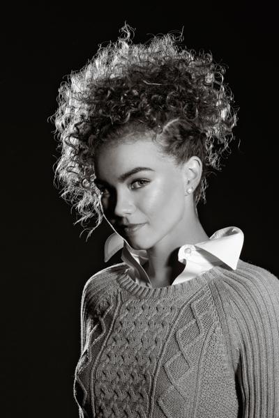 Curly Girl It Girl