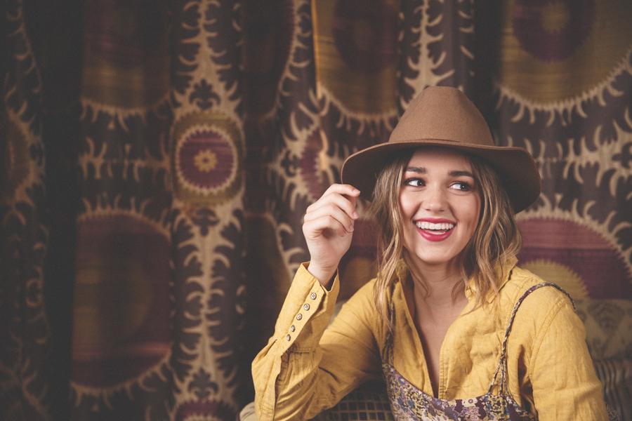 Sadie Robertson_Cover