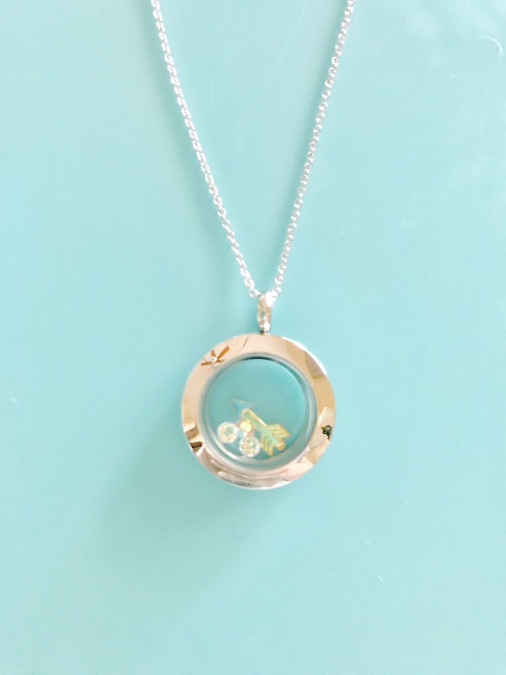 origami owl necklace giveaway