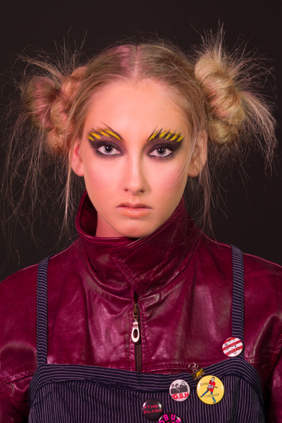 Punk beauty 9727
