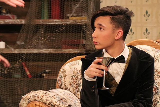 The sophisticated, refined Done to Death cast opens tonight at Heritage at 6 pm! Link in description for ticket prices and other info!  Shot by 📸: @elicolorado2003