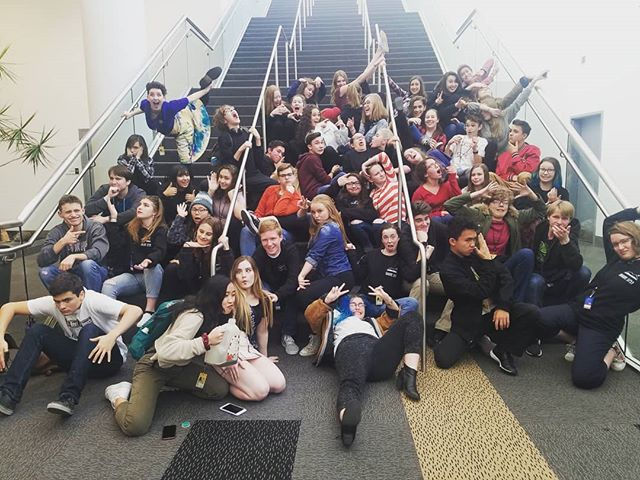 We had a wonderful time at THESCON! #thescon2018 Join us next year!