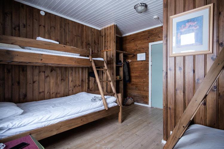 Delt rom: 2 til 4 personer /  Mitra Pass