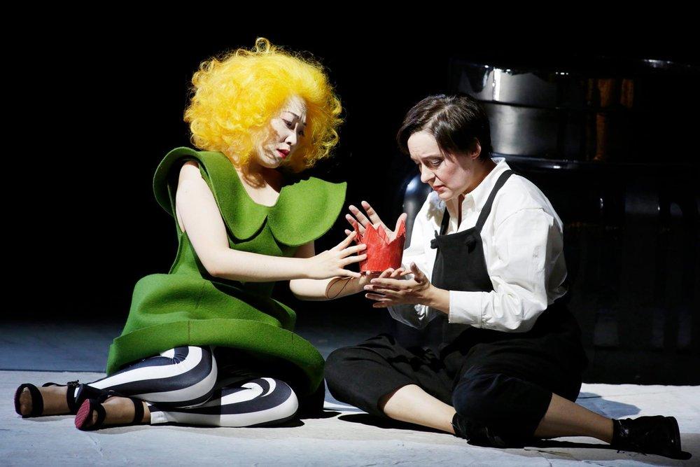 L'enfant et les sortilèges, Oper Köln, photo Paul Leclaire