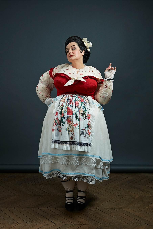 Jacinthe, Le Domino Noir, par Fabrice Robin @la.comedie.humaine