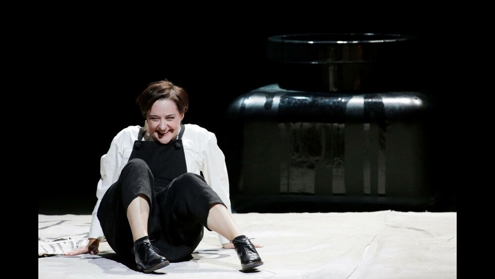 L'enfant et les sortilèges, Oper Köln, 2016, photo Paul Leclaire
