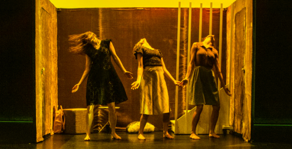 Produced by: Ingun Bjørnsgaard Prosjekt in collaboration with Dansens Hus (The House of Dance).(Photo: Erik Berg)