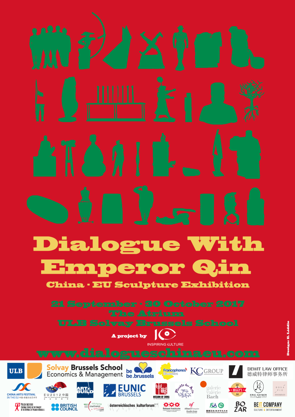 Dialogue With Emperor Qin Brussels Digital Poster.png