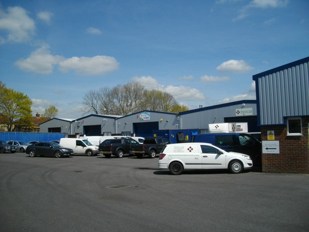 Salterns Lane Industrial Estate, Fareham