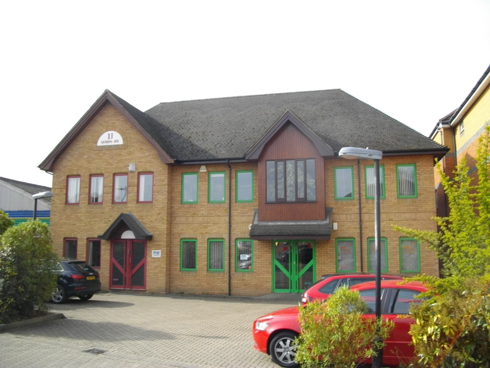 Queensgate, Fareham – Multi occupied offices