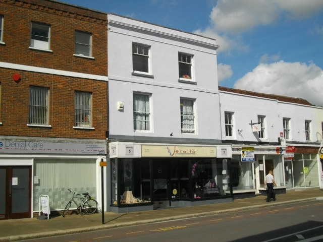 West Street, Fareham – Retail and Training premises
