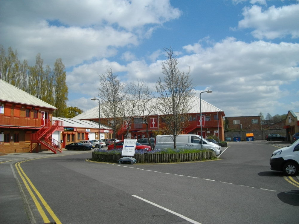 Parkwood Centre, Waterlooville – Estate common area and services