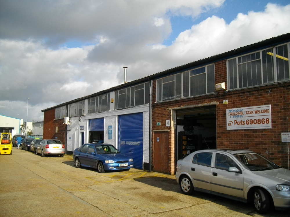 Hilsea – Multi let industrial complex