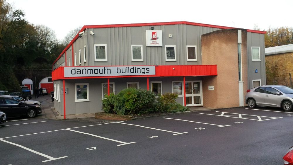 Dartmouth Buildings, Fareham – Offices and workshops
