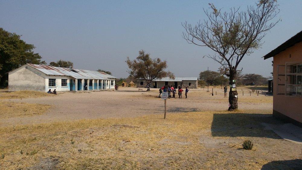 Mwandi Project Aibelilwe School