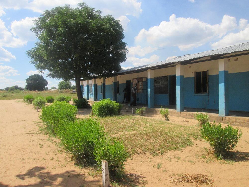 Mwandi Project Lipumpu School