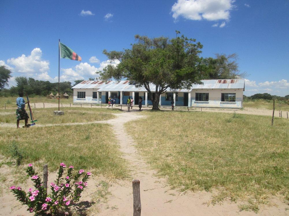 Mwandi Project Situlu School