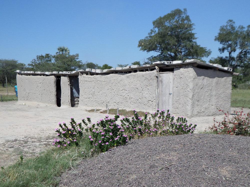 Mwandi Project Alibuzwe School