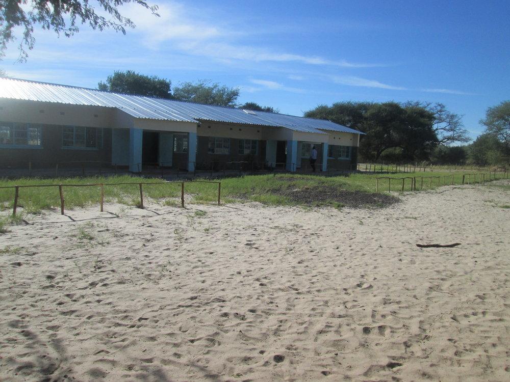 Mwandi Project Sikuzu School