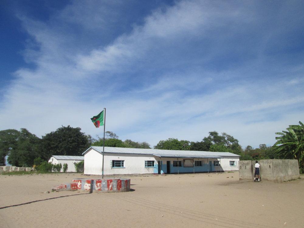 Mwandi Project Mwandi School